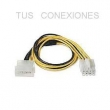 CABLE POWER INTERNO 8 PINES P/XEON