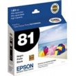 CARTUCHO EPSON T81 N