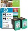 CARTUCHO HP C8766WL (95) TWIN PACK