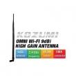 ANTENA OMNIDIRECCIONAL 9 dBi