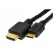 CABLE MINI HDMI / HDMI M-M  1.8 MTS