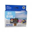 CARTUCHO EPSON T81 CL