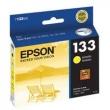 CARTUCHO EPSON T133 Y