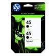 CARTUCHO HP 51645 A TWIN PACK