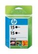 CARTUCHO HP C6615D TWIN PACK