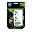 CARTUCHO HP C6656A TWIN PACK