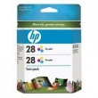 CARTUCHO HP C8728A TWIN PACK