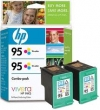 CARTUCHO HP C8766WL (95) TWIN PACK