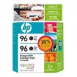 CARTUCHO HP C8767WL (96) TWIN PACK