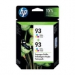 CARTUCHO HP C9361A  (93) TWIN PACK