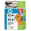 CARTUCHO HP C9362A (92) TWIN PACK