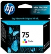 CARTUCHO  HP CB337WL (75) C