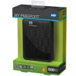 DISCO RIGIDO EXTERNO W.DIGITAL MY PASSPORT 500GB - USB 3.0