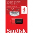 PENDRIVE 4 GB SANDISK