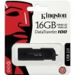 PENDRIVE KINGSTON 16 GB - DT100G2/16GBZ