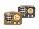 RADIO AM/FM VINTAGE CON MP3/BLUETOOTH