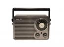 RADIO AM/FM VINTAGE CON MP3/BLUETOOTH