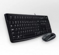 TECLADO + MOUSE LOGITECH MK120 - USB