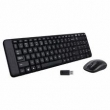 TECLADO + MOUSE LOGITECH MK220 - WIRELESS