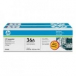 TONER HP CB436AD TWIN PACK NEGRO