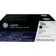 TONER HP Q2612AD TWIN PACK NEGRO