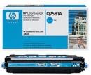 TONER HP Q7581A CYAN