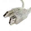 CABLE ALARGUE USB 4.50 MTS