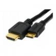 CABLE MINI HDMI / HDMI M-M  1.8 MTS