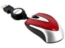 MOUSE OPTICO GO MINI VERBATIM RETRACTIL - COLORES VARIOS