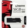 PENDRIVE KINGSTON 16 GB - DT100G2/16GBZ