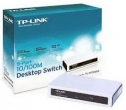 SWITCH TP-LINK 5 PORTS TL-SF1005D  10/100 Mbps