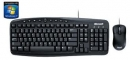 TECLADO + MOUSE MICROSOFT WIRED DESKTOP 500